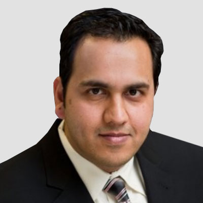 Pramod Navani, COO and CFO