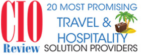 CIO Review - Most Promising Travel & Hospitality Solution Provider