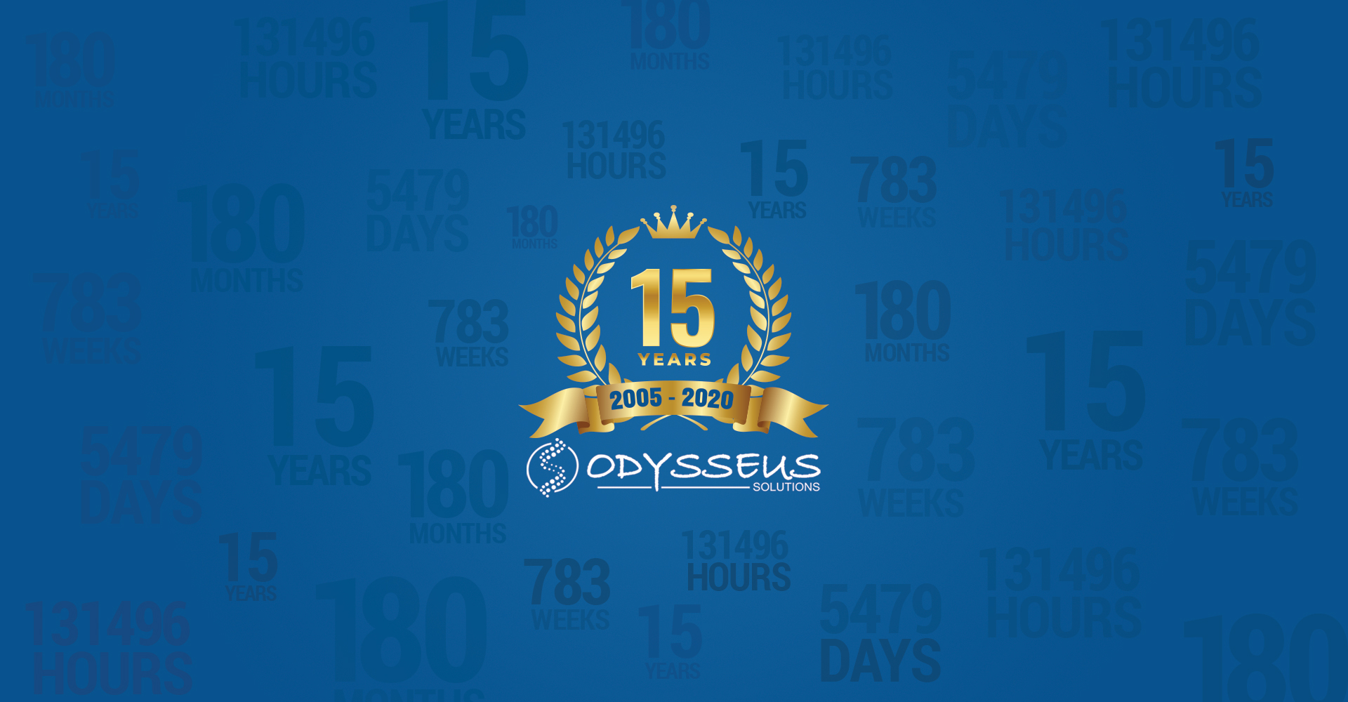 Odysseus 15th Anniversary Celebration